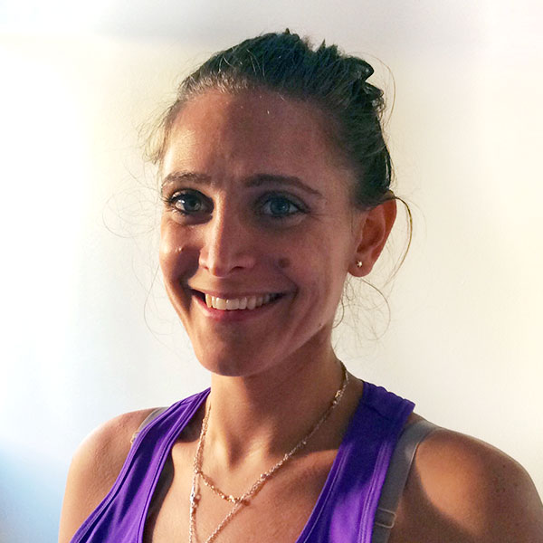 Portrait of Pilates teacher, Alexis Davis