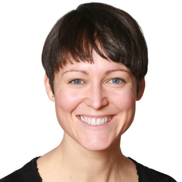 Portrait of Yoga Teacher Sarah Hague